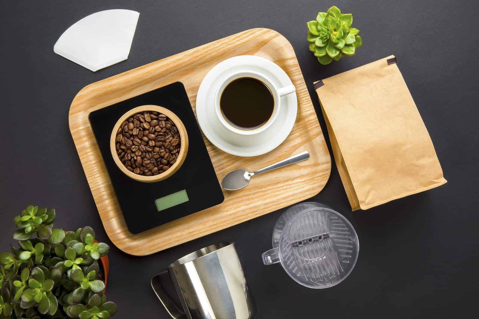 the best coffee scale reviews and buying guide in 2019 updated. Black Bedroom Furniture Sets. Home Design Ideas