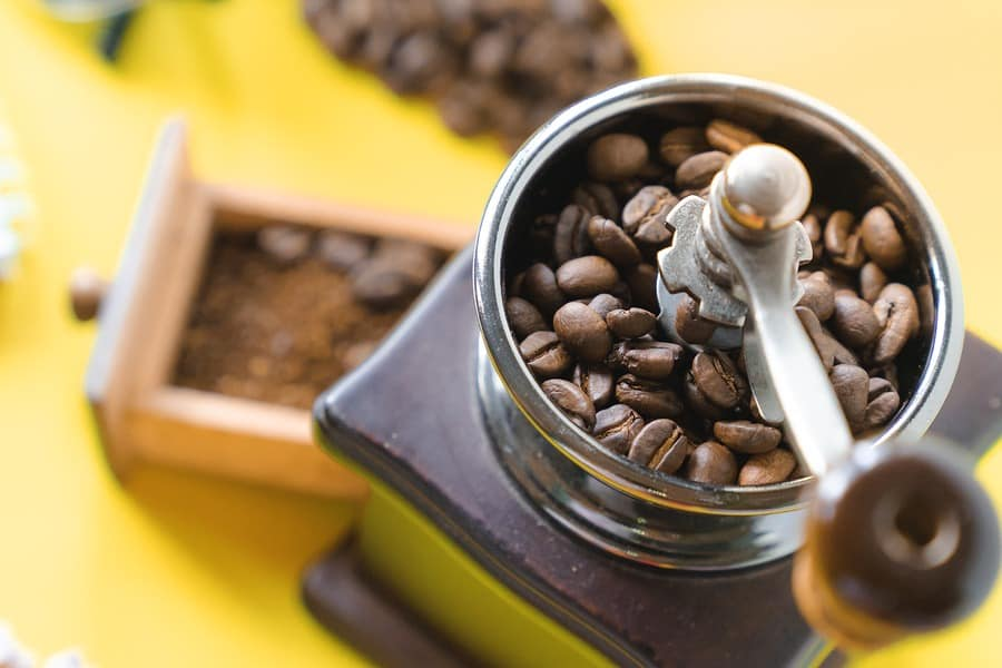 ways to grind coffee