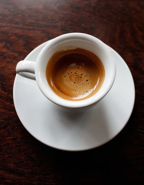 What is crema in espresso
