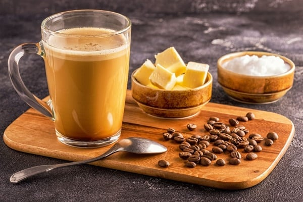 how to make bulletproof coffee without blender